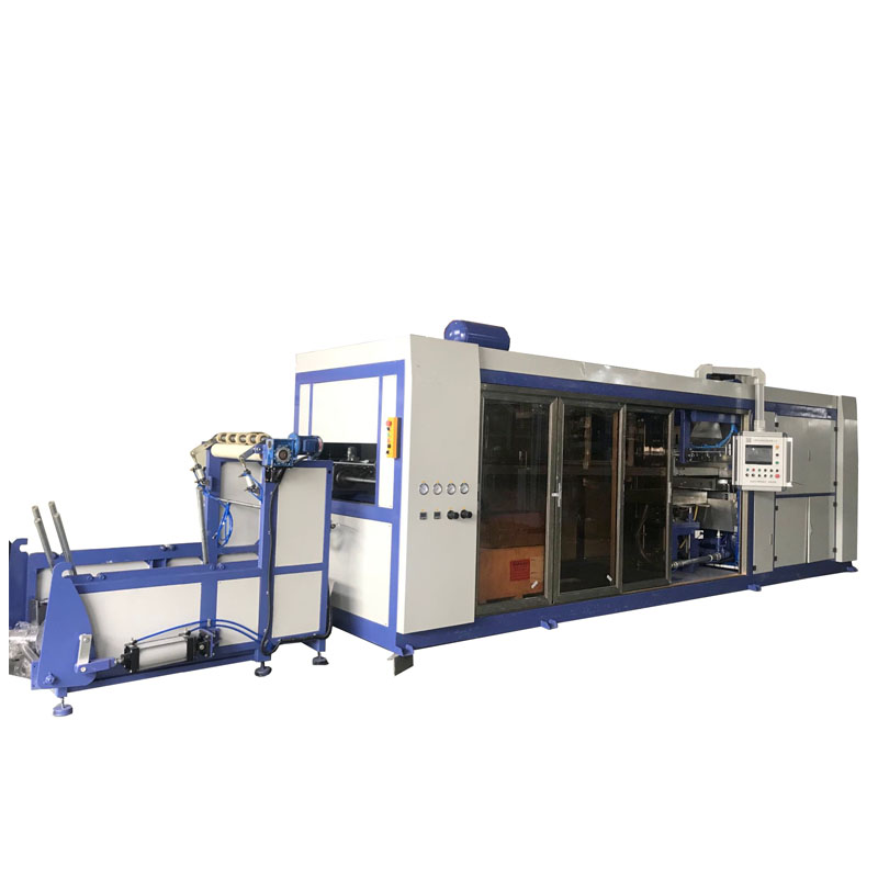 Negative pressure blister machine series