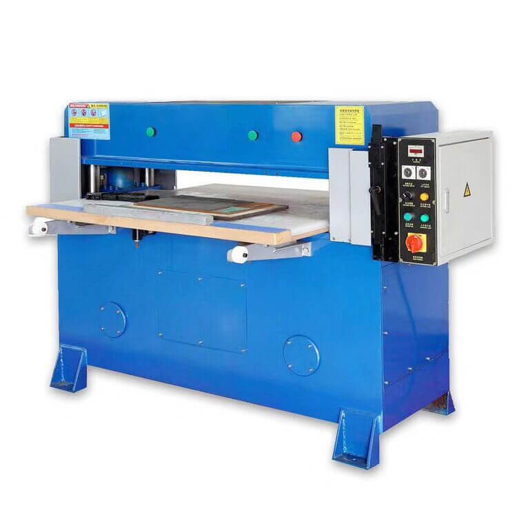 40T blister cutting machine