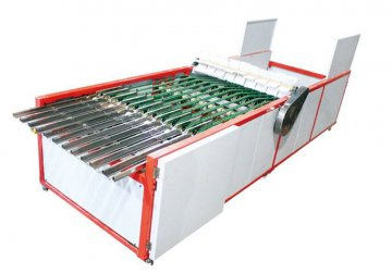Automatic cup sorting machine