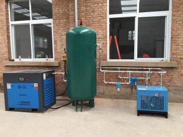 Screw air compressor 22/37KW