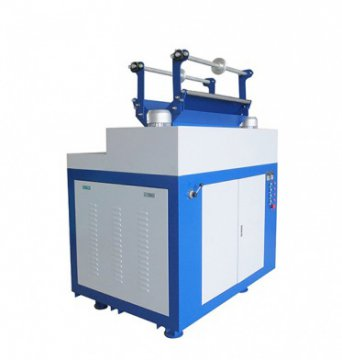 Recycled material online crusher single head