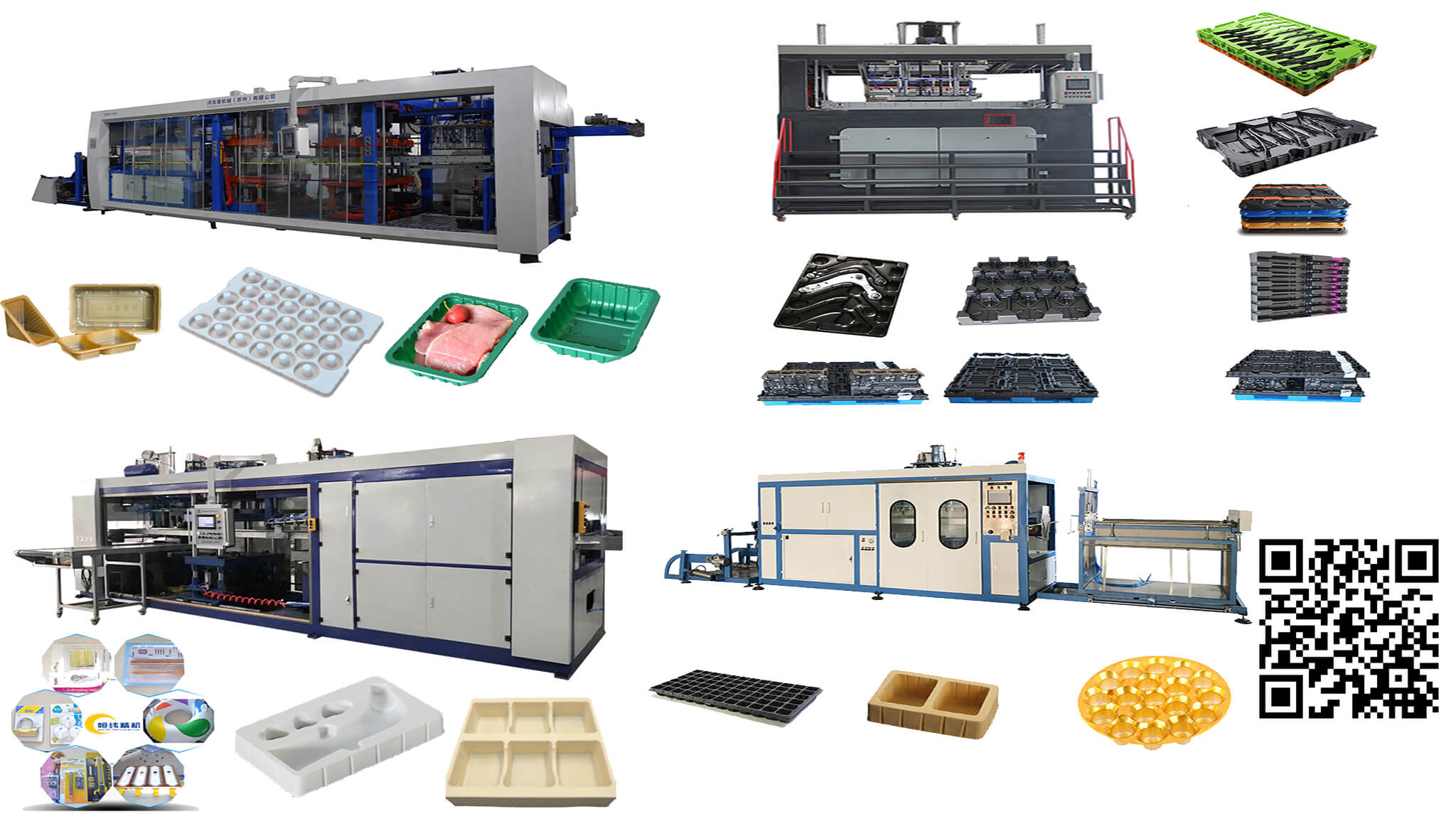Do you know how to maintain a thermoforming machine?