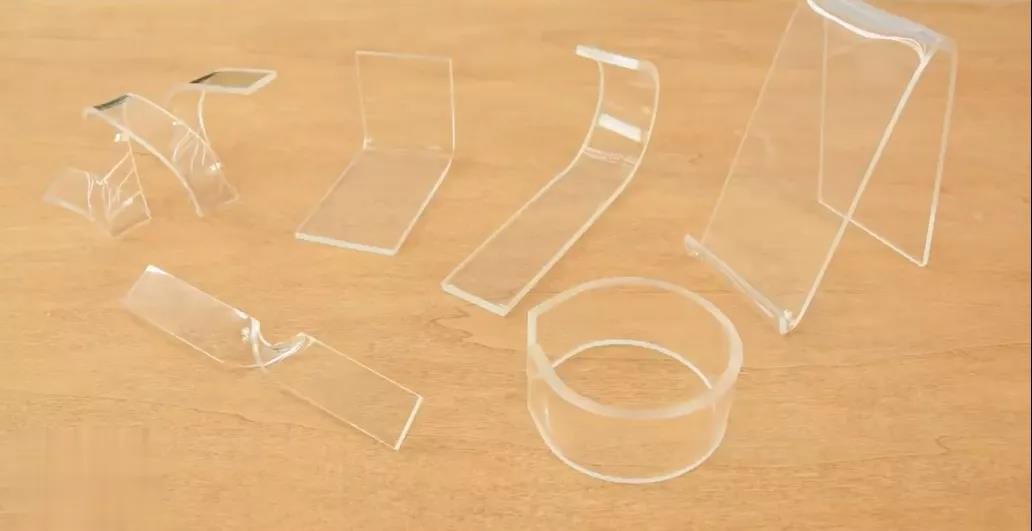 Is acrylic plastic or glass?